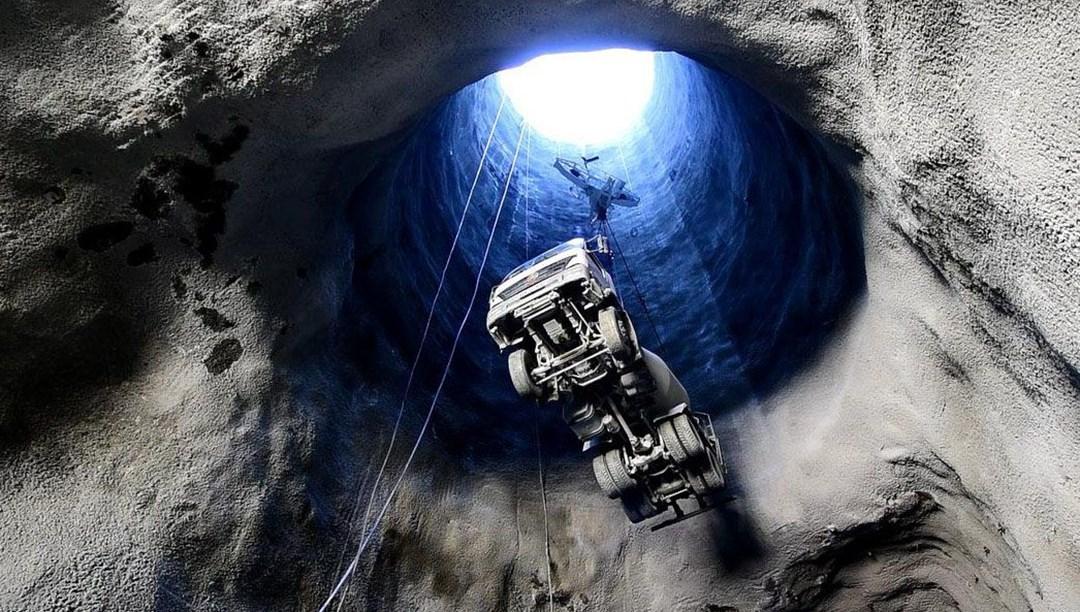 Türkiye'nin en yüksek baraj inşaatında bitime 70 metre kaldı