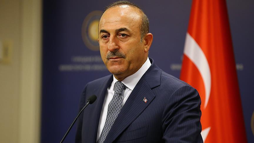 Son dakika... Bakan Çavuşoğlu'ndan Ayasofya açıklaması | Video