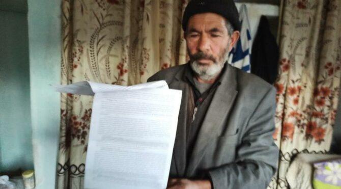 Üfürükçü 11 bin lirayı alıp kayıplara karıştı
