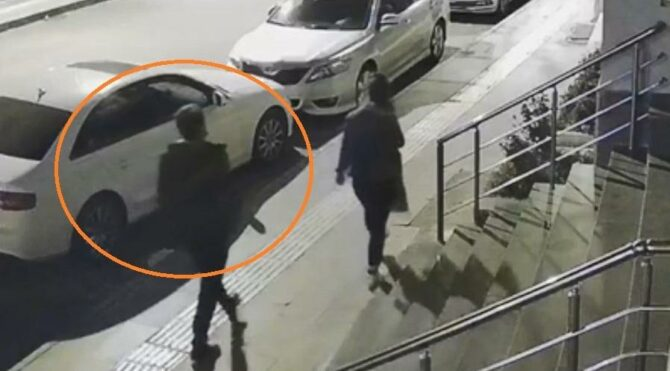 Ablasını sokak ortasında sırtından vuran cani tutuklandı
