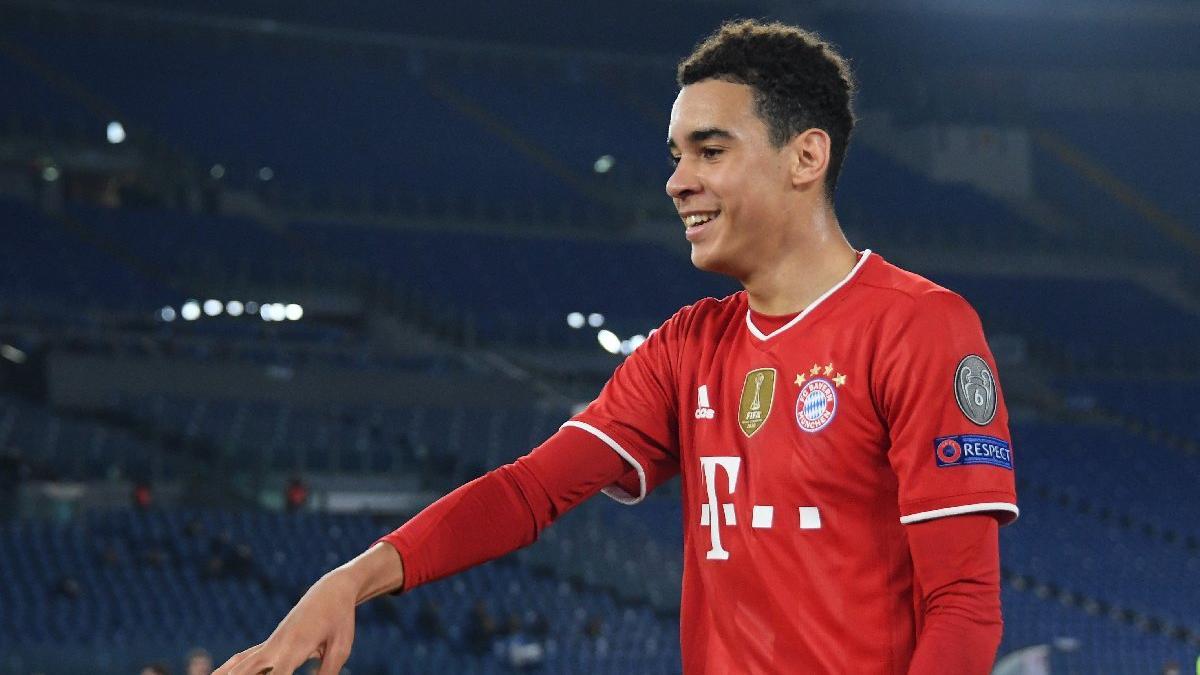 Bayern Münih'in 17'lik yıldızı Jamal Musiala seçimini yaptı: Almanya