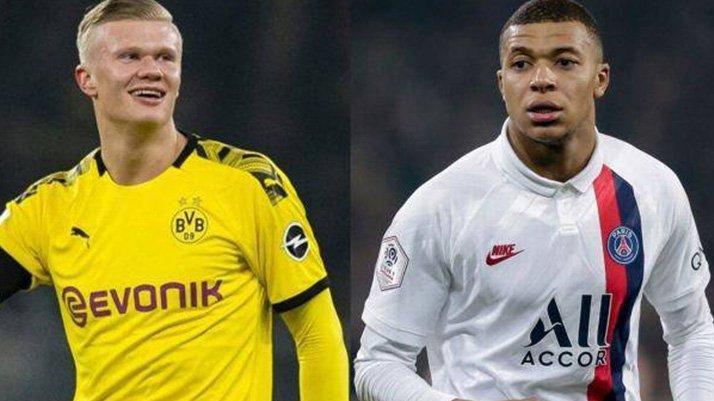 Real Madrid, Mbappe ve Haaland ikilisini alabilmek için servet ödeyecek