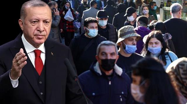 Cumhurbaşkanı Erdoğan Mart ayını işaret etti, hazırlıklar başladı! İşte normalleşmeye en yakın iller