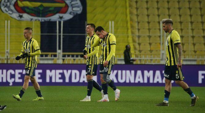 Fenerbahçe için köprüden önce son çıkış Trabzon