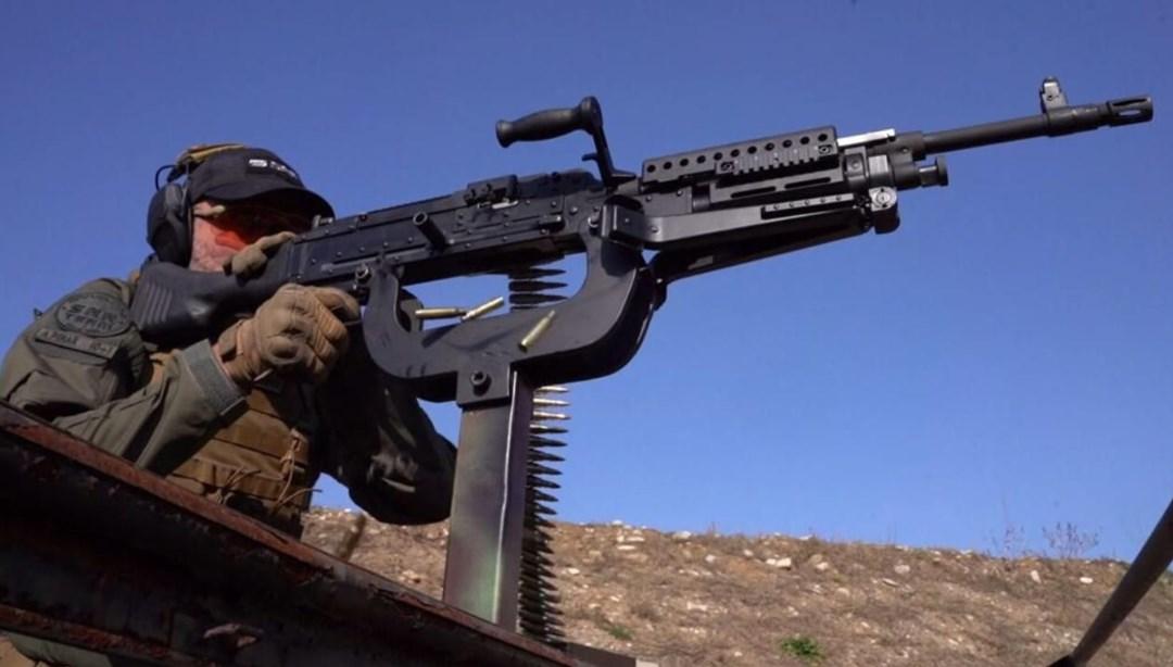 SAR 762 MT seri üretime hazır (Türkiye'nin yeni nesil yerli silahları)