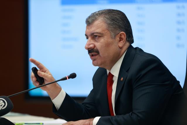 Son Dakika: Türkiye'de 21 Şubat günü koronavirüs nedeniyle 77 kişi vefat etti, 6 bin 546 yeni vaka tespit edildi