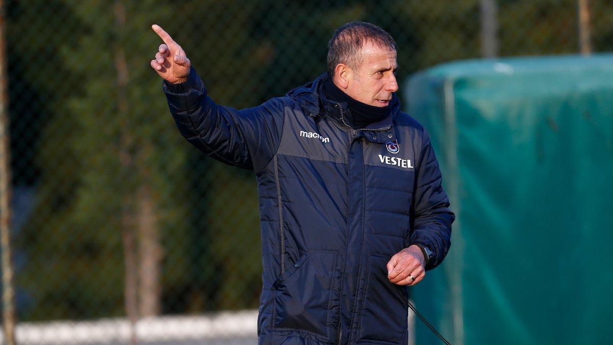 Trabzonspor'da Abdullah Avcı'nın aklı Covid-19'da
