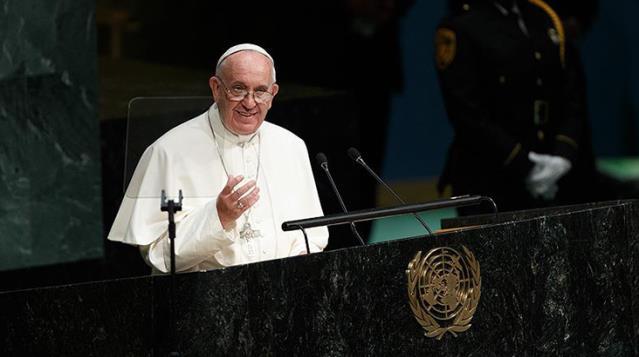 Tarihte bir ilk! Papa Francis Irak seyahatine çıkıyor