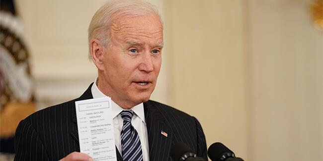 Biden'a açık İran mektubu: Karşıyız