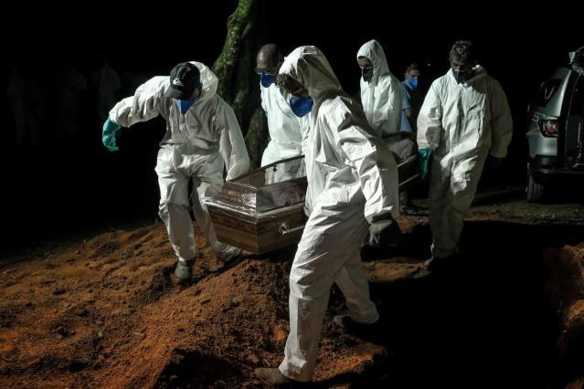 Her hafta yeni bir mutasyonun ortaya çıktığı ülke virüse teslim oldu! Bilim insanları adını Biyolojik Fukushima koydu