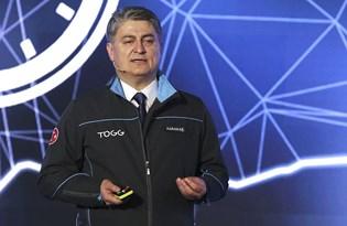 TOGG Üst Yöneticisi Karakaş: Tedarikçilerimizin yüzde 75'i Türkiye'den