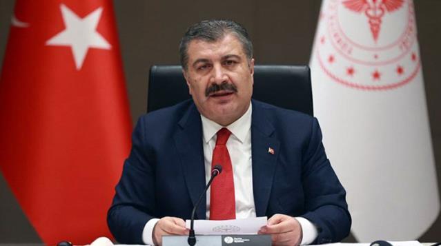 Son Dakika: Türkiye'de 16 Nisan günü koronavirüs nedeniyle 289 kişi vefat 63 bin 82 yeni vaka tespit edildi