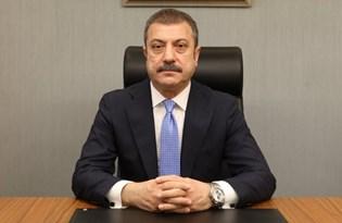 TCMB Başkanı Kavcıoğlu'ndan enflasyon ve faiz mesajı