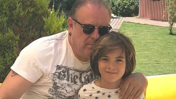 Yoğun bakımda tedavi gören Burak Sergen'in 11 yaşındaki oğlu da koronavirüse yakalandı