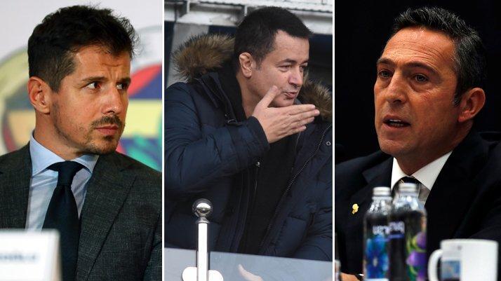 Fenerbahçe'de Ali Koç'tan Emre Belözoğlu kararı ve Acun Ilıcalı gerilimi