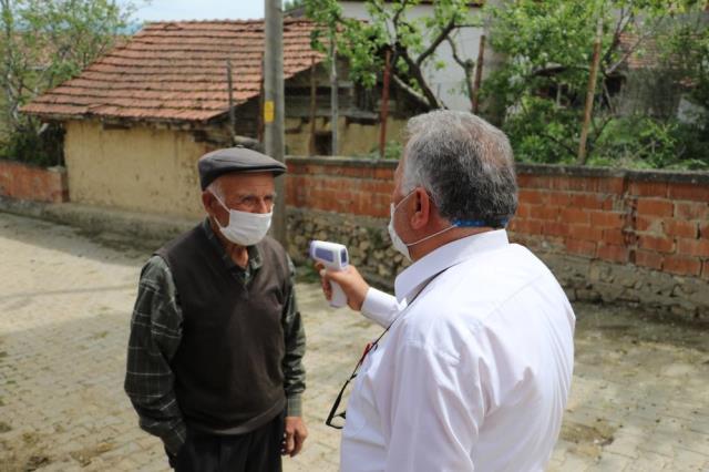 Koronavirüs bu köye hiç uğramadı, başarının sırrı iki tedbirde