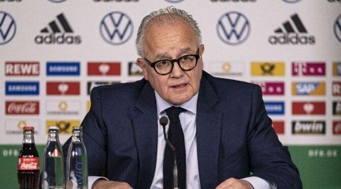 'Nazi' yorumu Alman Futbol Federasyonu Başkanı Keller'in sonu oldu